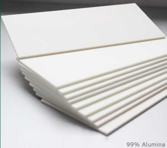 1mm To 8mm Thickness Alumina Ceramic Structure Plate For Metal Powder Firing 100 2