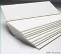 1mm To 8mm Thickness Alumina Ceramic Structure Plate For Metal Powder Firing 100