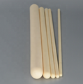 1000mm Al2O3 ceramic thermocouple protection tube