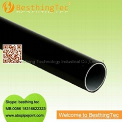 ESD lean pipe for DIY industrial equipment