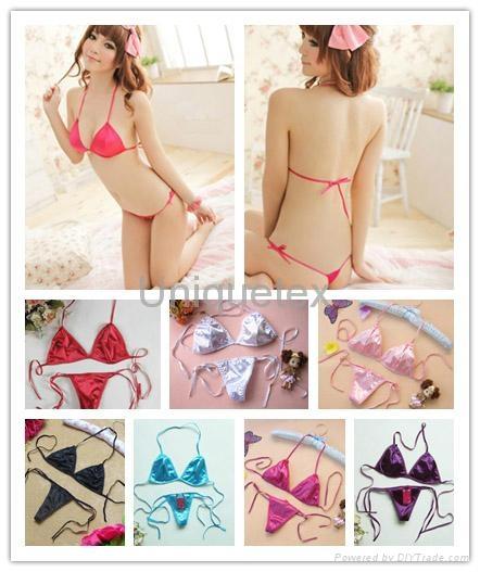 hot sale sexy bra cute colorful sexy bikini 2