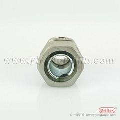 天津厂家直销金属软管接头304不锈钢接头