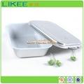 Airline Aluminum Foil Container
