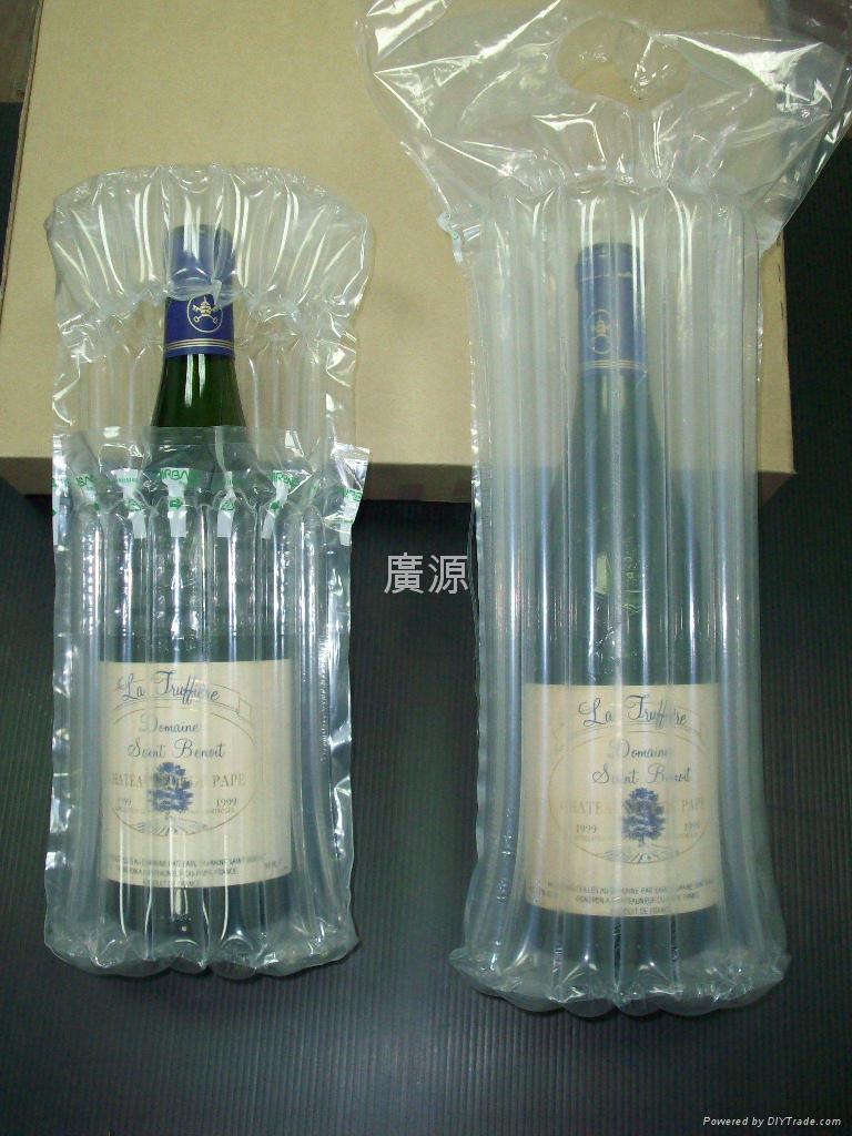氣柱便利酒袋