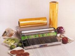 平面式保鲜膜包装机