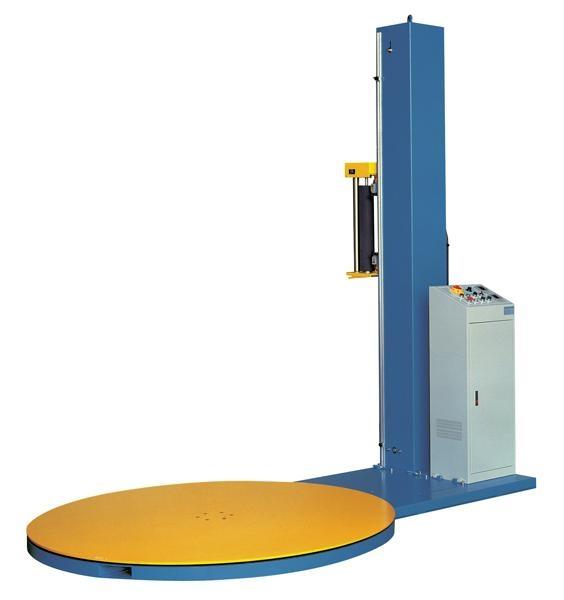 轉盤式自動裹膜機