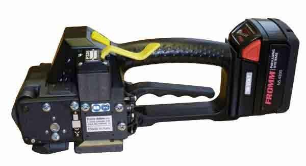 手提电动打包机 1