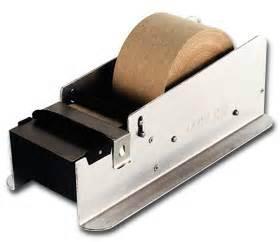 333半自動沾水黏膠帶切割機 5