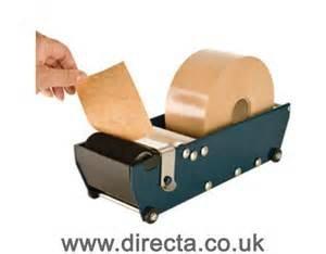 半自動沾水黏膠帶切割機 3