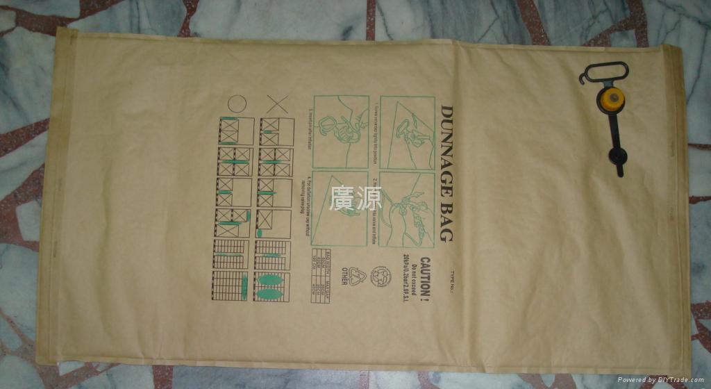 貨櫃填充氣墊(緩衝氣墊) 5