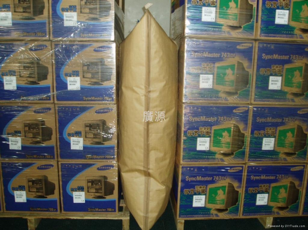貨櫃填充氣墊(緩衝氣墊) 6