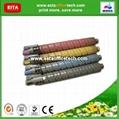 Color Toner Cartridge for Ricoh Copiers
