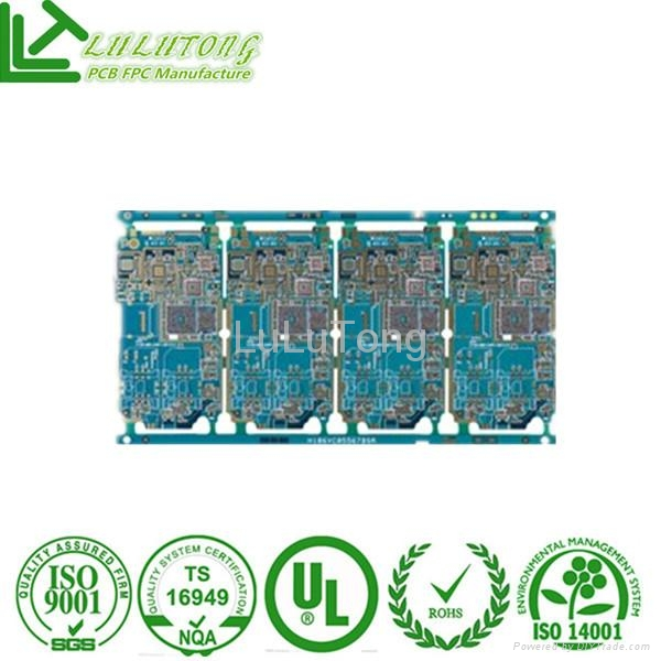 Heavy Copper PCB 1-16 layers manufacture 3