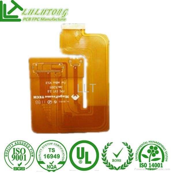 FPC manufacture 1-10layers factory 3