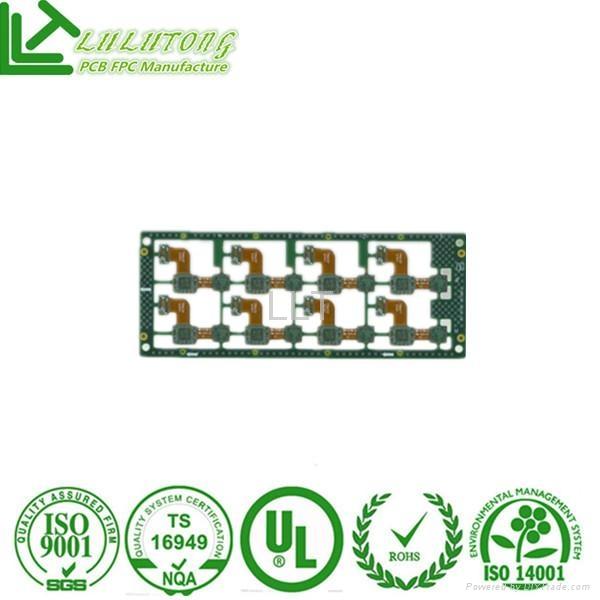 Rigid-flex baord 1-10 layers manufacture 1