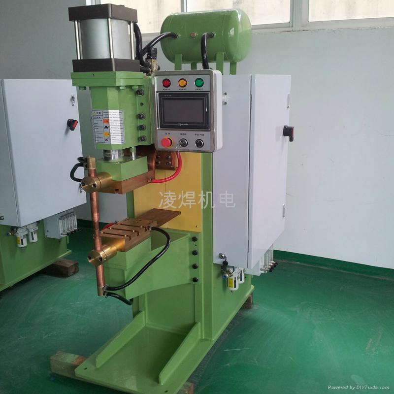 凌焊机电中频逆变电阻点凸焊机SMD系列 1