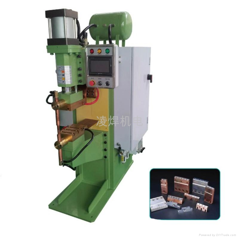 凌焊机电中频逆变电阻点凸焊机SMD系列 4