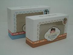 婴幼儿日用品包装盒