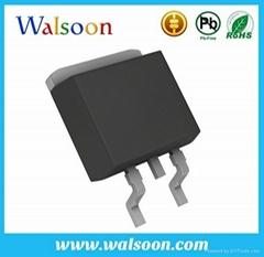 INFINEON Regulator TLE42744DV50
