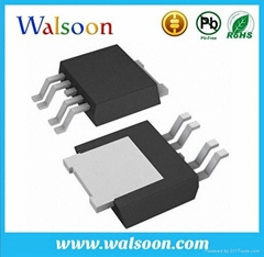 INFINEON  Power Switch BTS6143D
