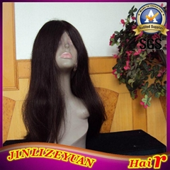 Virgin Remy Human Hair Full Lace Wig