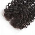 4x4 Virgin Brazilian Human Hair Lace