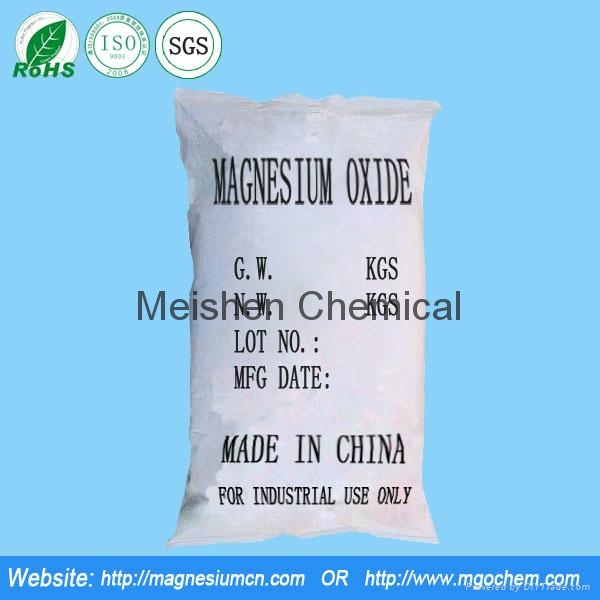 Magnesium oxide for grinding wheel 3