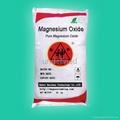 Pure Magnesium Oxide Min 96.5%