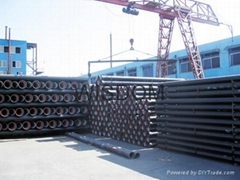 centrifugal ductile iron pipes