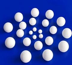 Tabular alumina ball