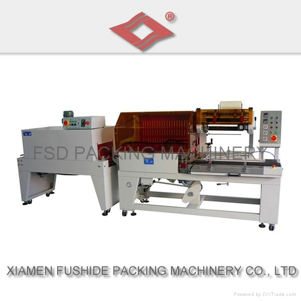 Automatic Wallpaper Wrapping Machine 1