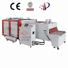 Automatic High Efficiency Wallpaper Side Sealer Shrinking Machine