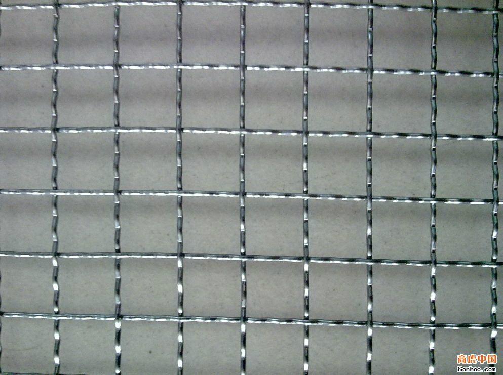 鍍鋅軋花網  3