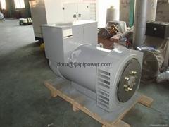 Brushless Type Three Phase Alternator 600kW at 1500RPM 50Hz 400/230V