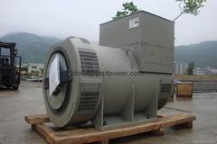 AC Three phase 200kW Alternator for Diesel Generators Brushless 100% Copper