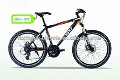 """Mountain Bike & 26"""" damping front fork Lionhero bicycle"""