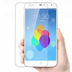 tempered glass screen protector for meizhu