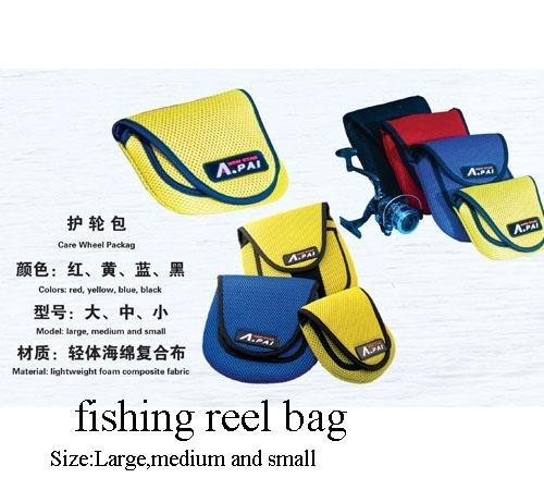 fishing reel bag