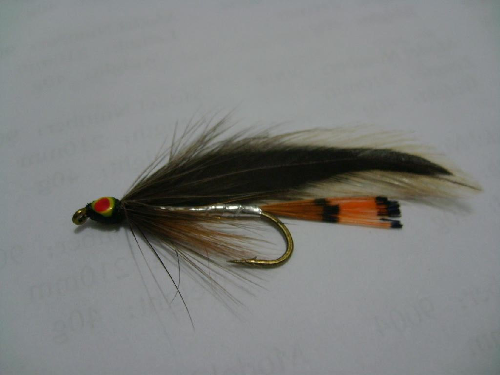 Fly lure china manufacturer fishing tackle for Fly fishing lures