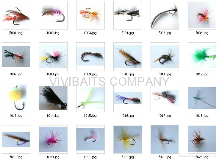 flyer lure