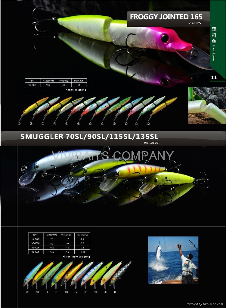 FISHING LURE(VB1025~VB1033) 1