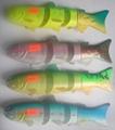 plastic swimming lure