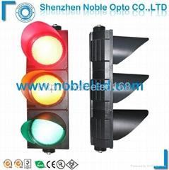 300 mm high flux led traffic light