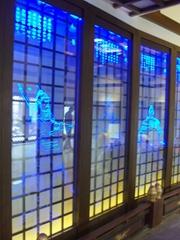 透明玻璃顯示屏