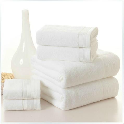 缎档浴巾 1