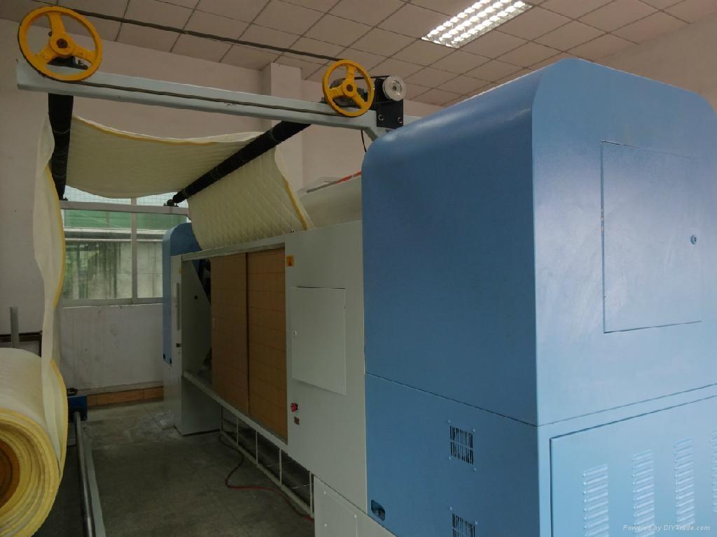 Computerized Non-shuttle Multi-needle Quilting machine(YXN-94-3C) 3