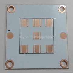 Multilayer copper Base PCB for LED PCB with Competitive Price