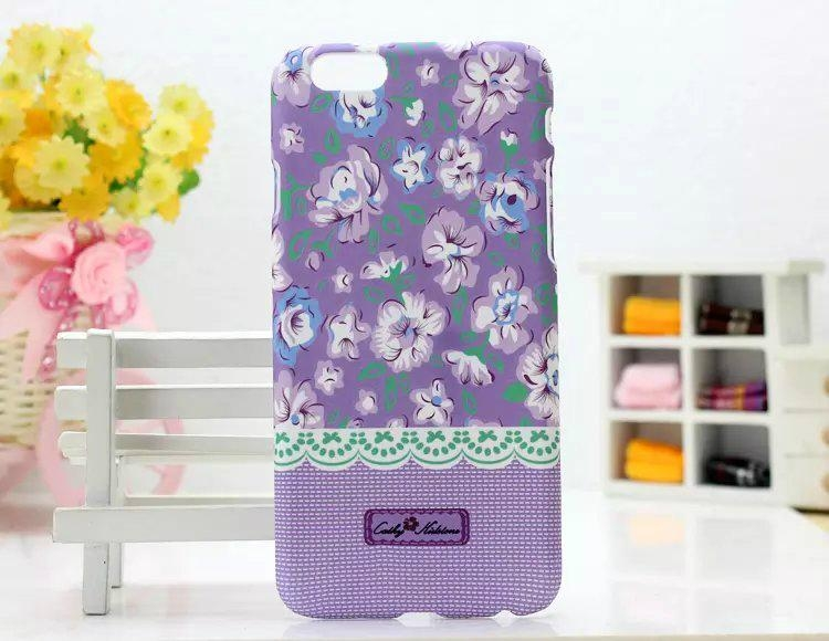 Iphone 6 Cath Kidston Plastic Case Flower Cover 14