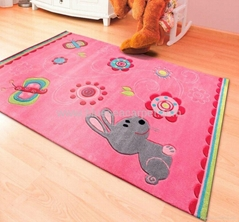 kids acrylic carpet & rugs