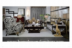 Sofa sets fabric sofas neo classical living room furniture sofa set Italian sofa